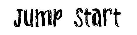 jump_start_popular_free_hand_drawn_fonts