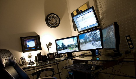 my_desk_by_justin_griswold_best_computer_workstation_setups