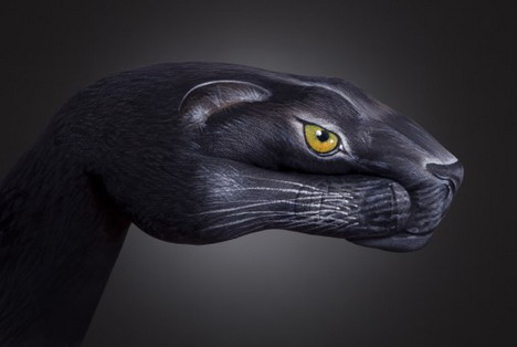 panther_best_animal_hand_painting