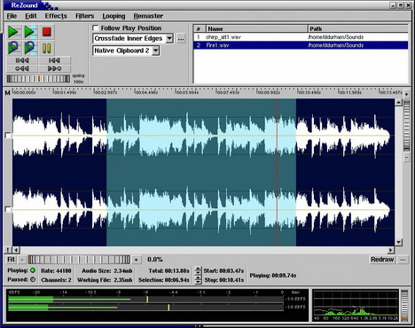 rezound_best_free_digital_audio_editors