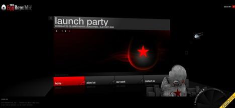 the_egg_republic_best_3d_flash_websites