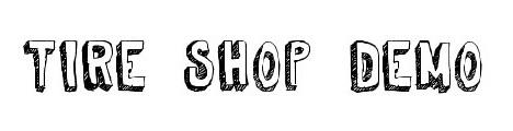 tire_shop_demo_version_popular_free_hand_drawn_fonts