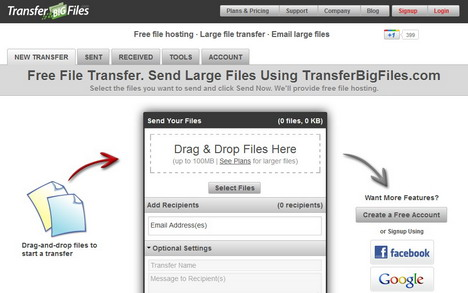 26 best free file sharing sites and services for large file size