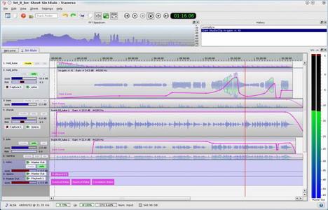 traverso_daw_best_free_digital_audio_editors