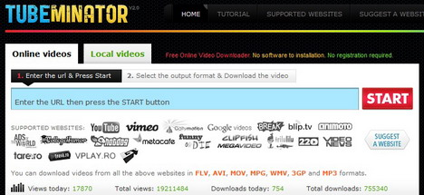 tubeminator_best_free_online_video_converter