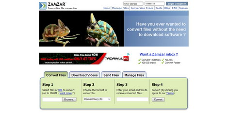 15 best free online video converters to convert all types of video zamzarbestfreeonlinevideoconverter ccuart Images
