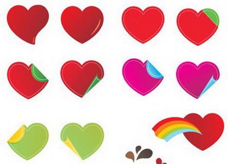 25_free_vector_hearts
