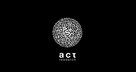 act_creative_and_beautiful_logo_designs