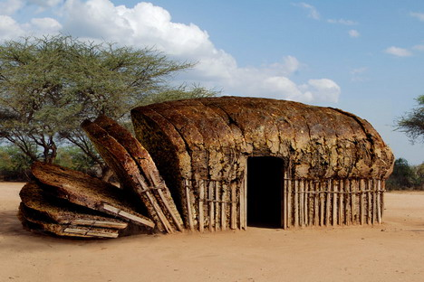 african_bread_hut_funny_creative_photo_manipulation_artworks