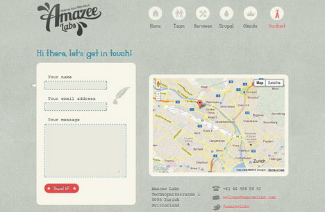amazee_labs_beautiful_contact_form_page_designs