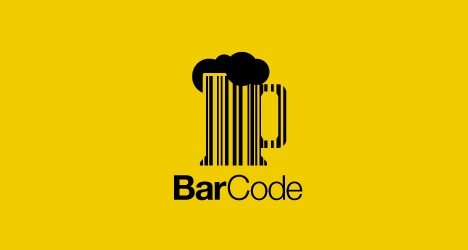 barcode_creative_and_beautiful_logo_designs