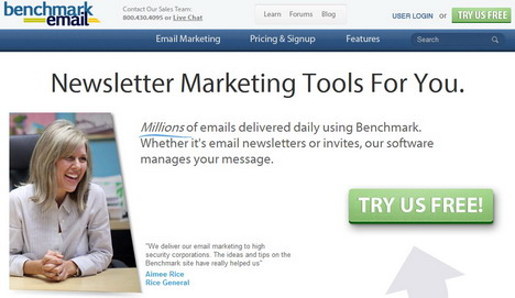 benchmark_email_best_email_newsletter_markerting_tools