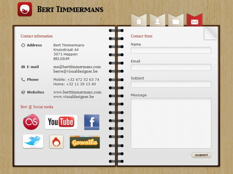bert_timmermans_beautiful_contact_form_page_designs