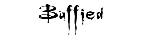 buffied_movie_inspired_font