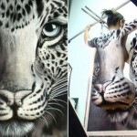 40 Beautiful and Inspiring Body Painting Photos You Haven't Seen Before