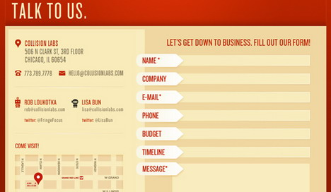 collision_labs_beautiful_contact_form_page_designs