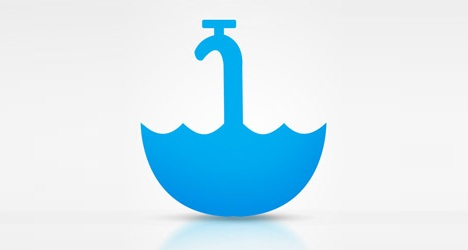 conserve_rain_water_creative_and_beautiful_logo_designs