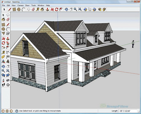 google_sketchup_best_free_3d_modeling_applications
