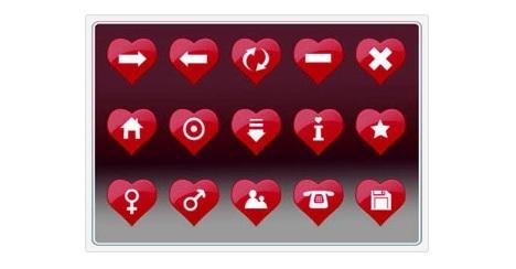 heart_vector_set
