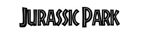 jurassic_park_movie_inspired_font