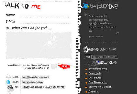kev_adamson_beautiful_contact_form_page_designs
