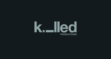 killed_productions_creative_and_beautiful_logo_designs