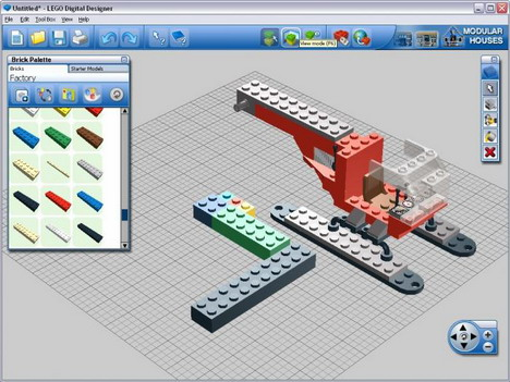 lego_digital_designer_best_free_3d_modeling_applications