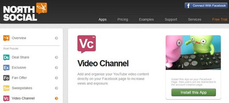 north_social_video_channel_best_apps_to_customize_facebook_pages
