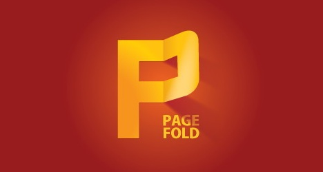 page_fold_creative_and_beautiful_logo_designs