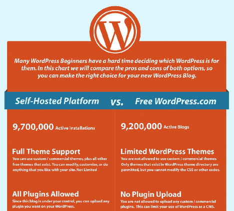 self_hosted_wordpress_org_vs_free_wordpress_com_best_blogging_and_blogosphere_infographics