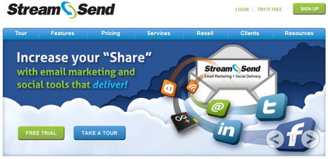 streamsend_best_email_newsletter_markerting_tools