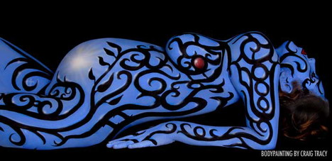 the_gift_amazingly_beautiful_body_painting_photos