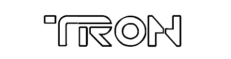 tron_movie_inspired_font