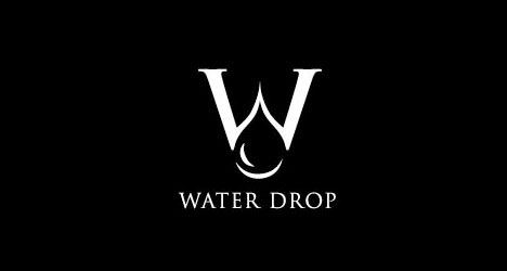 water_drop_creative_and_beautiful_logo_designs