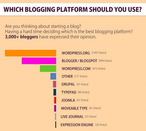 which_blogging_platform_should_you_use_best_blogging_and_blogosphere_infographics