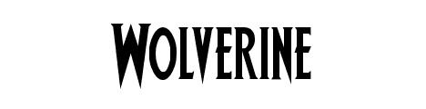 wolverine_movie_inspired_font