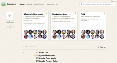 basecamp_best_online_project_management_and_collaboration_software