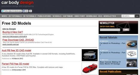 Top 70 Best Websites To Download Free 3d Models Quertime