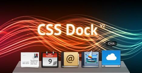 css_dock_best_css3_animation_demos
