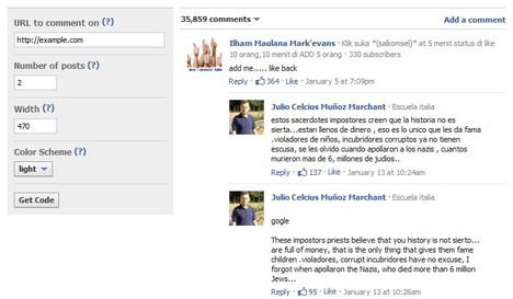 facebook_comment_box_best_comment_systems_for_wordpress_blog