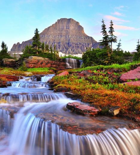 glacier_s_cascades_beautiful_nature_landscapes_photographs