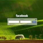 How to Change the Background of Facebook Login Page