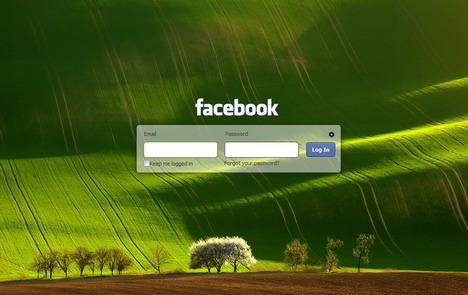How To Change The Background Of Facebook Login Page Quertime