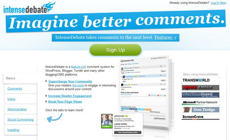 intensedebate_best_comment_systems_for_wordpress_blog