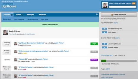 lighthouse_best_online_project_management_and_collaboration_software