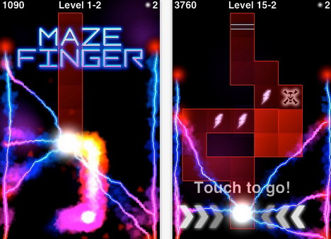 mazefinger_plus_top_85_most_popular_free_iphone_games