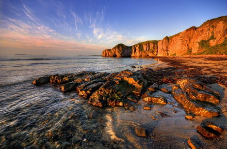morning_on_the_beach_beautiful_nature_landscapes_photographs