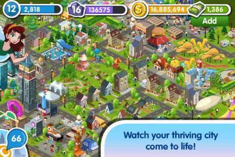 my_town_2_top_85_most_popular_free_iphone_games