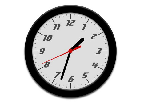 old_school_clock_best_css3_animation_demos