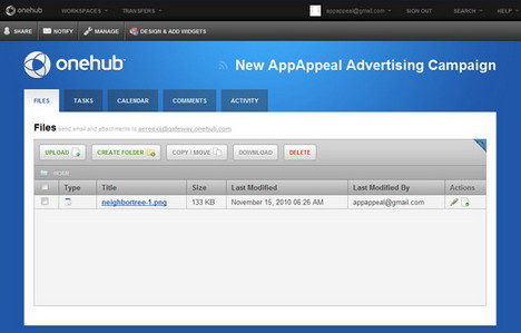 onehub_best_online_project_management_and_collaboration_software